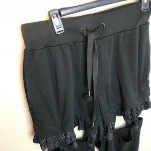 ad02b3af1199 Puma Pants - Fenty Puma Suspenders Sweat Pants